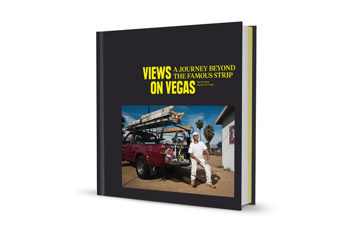 Views On Vegas – Book Double Spread